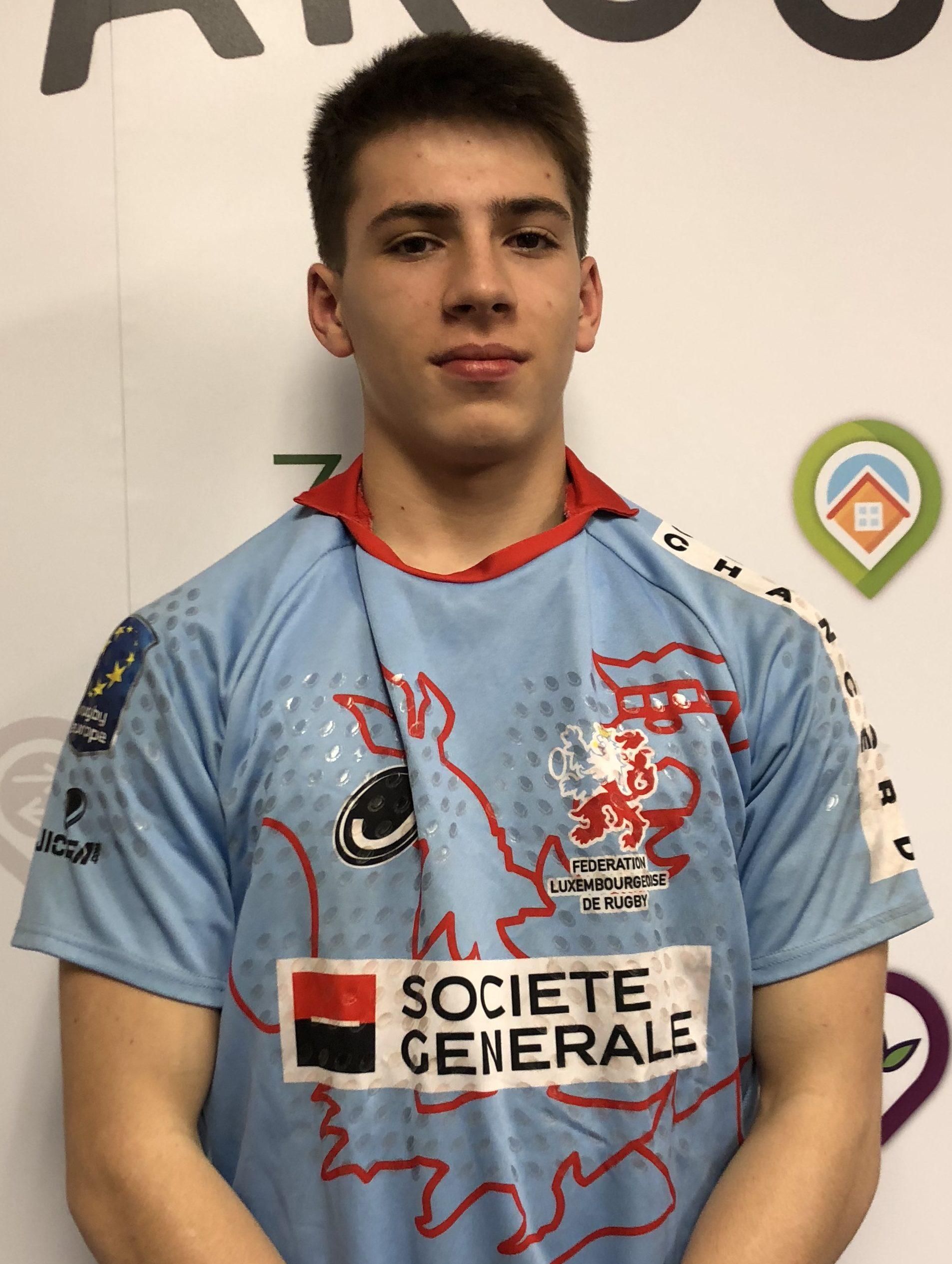 Luca Zanette Mansell